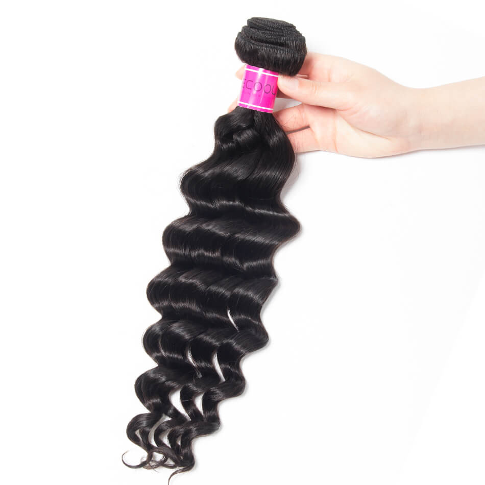 Brazilian Loose Deep Wave 1 Bundles Sale