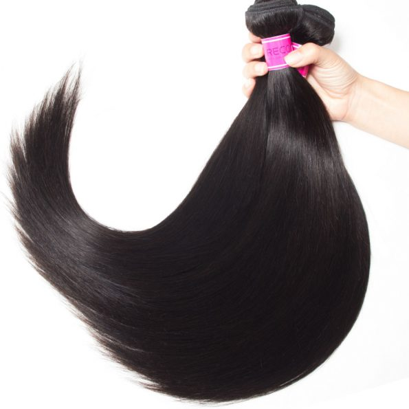 Brazilian Straight Hair Bundles Virgin Human Hair Extension