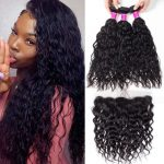 Malaysian water wave 3 bundles with frontal