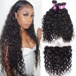 Malaysian water wave 4 bundles with frontal