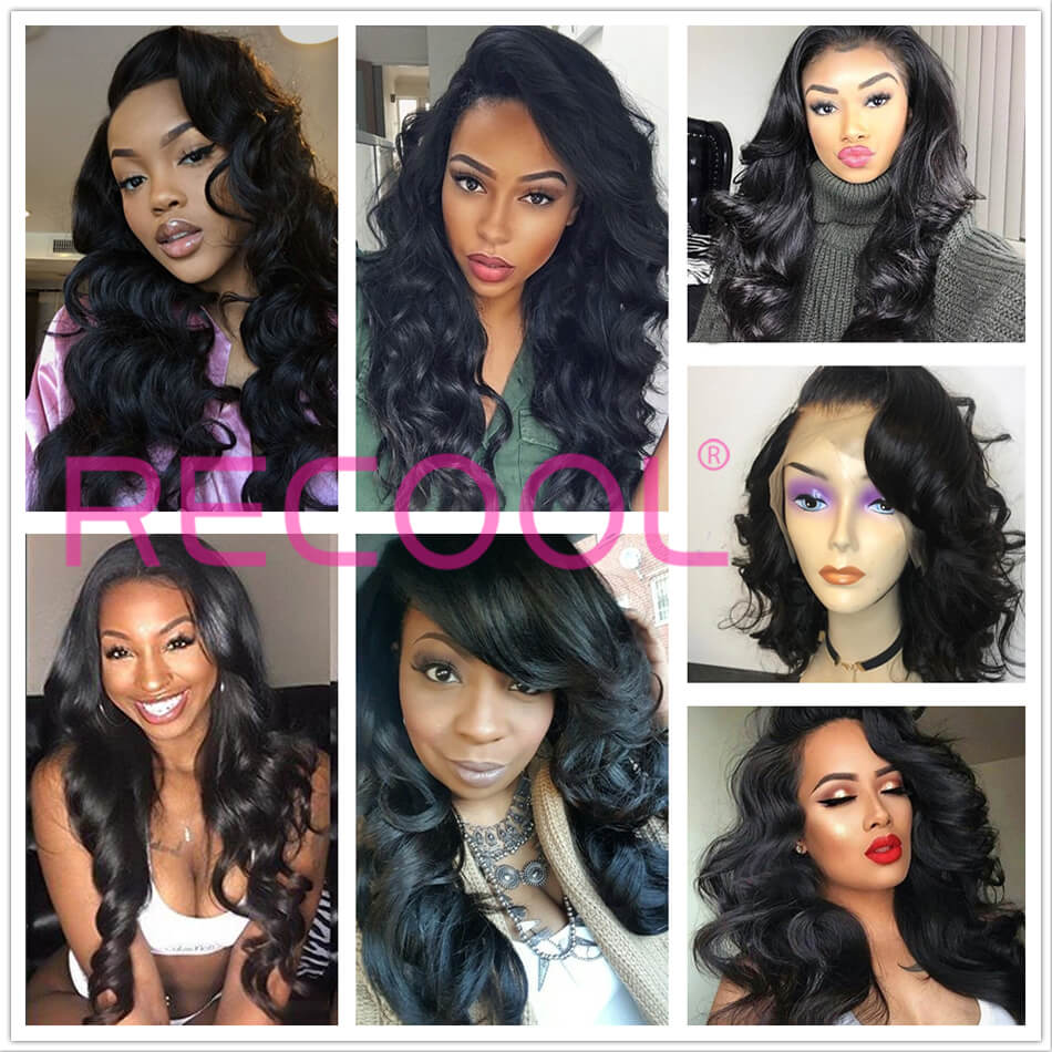 cheap virgin human hair loose wave weave hair bundles