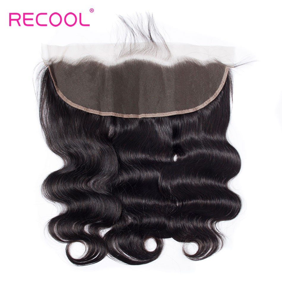 10A Brazilian Body Wave Frontal 1 PCS Online Sale