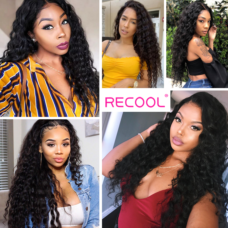 recool loose deep wave virgin human hair