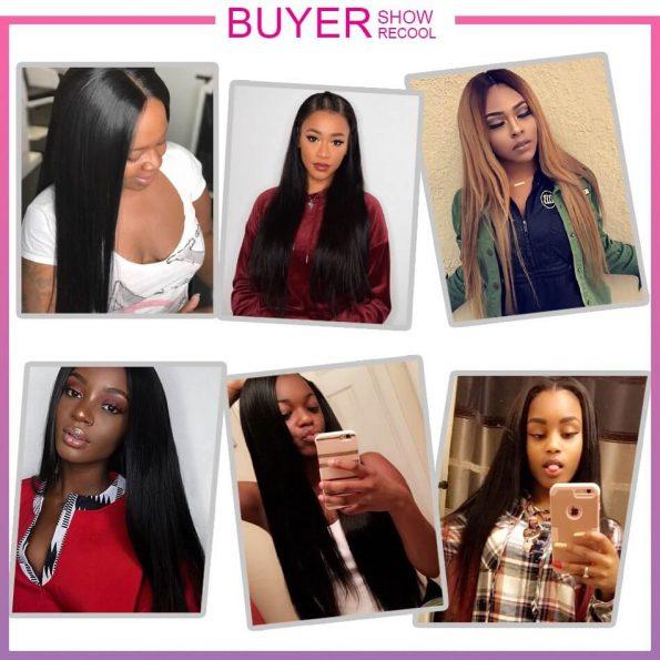 recool straight human hair bundles (6)