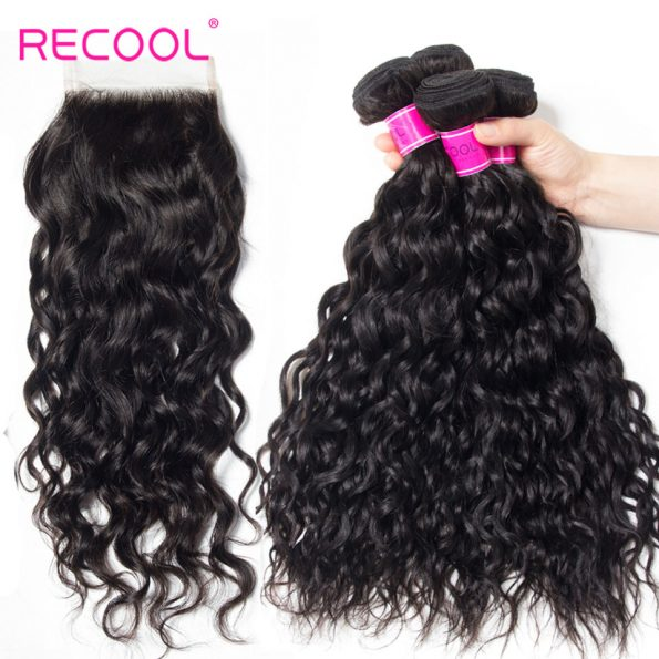 recool water wave bundles with closure (3)