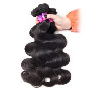 Malaysian Hair Body Wave Virgin Hair 3 Bundles High Quality