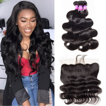 Malaysian-Virgin-Hair-Body-Wave-3-Bundles-With-Frontal-Deal