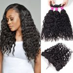 Malaysian Water Wave, Wet And Wavy Bundles With Frontal