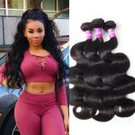 Peruvian Virgin Human Hair Body Wave 4 Bundles Deal