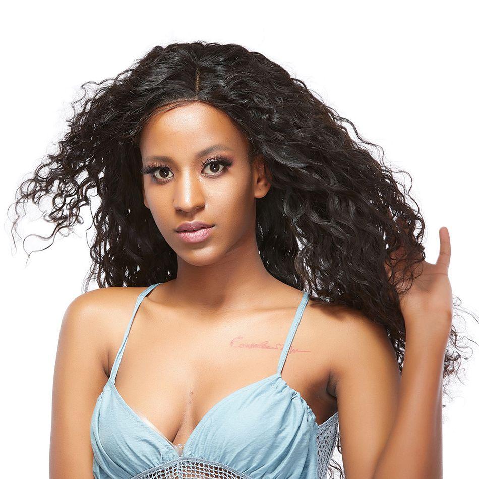 Wholesale Virgin Brazilian Water Wave Hair Bundles