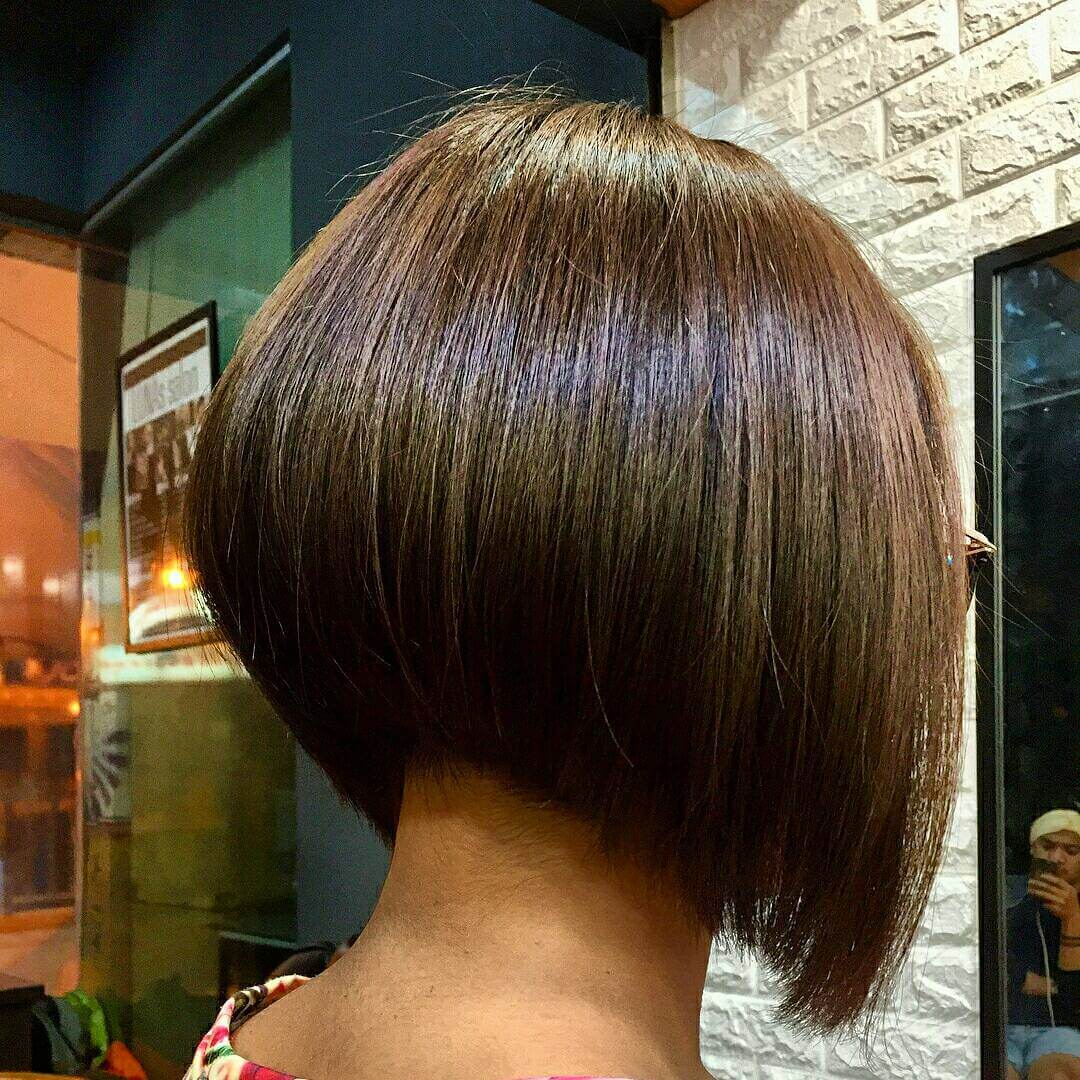 How to cut a Bob hair at home?  Recool Hair
