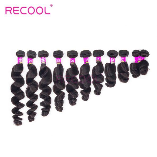 recool hair loose wave bundles 1