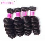 Malaysian Loose Wave Hair Bundles Virgin Human Hair