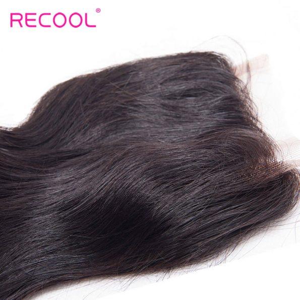 recool hair loose wave closure 6
