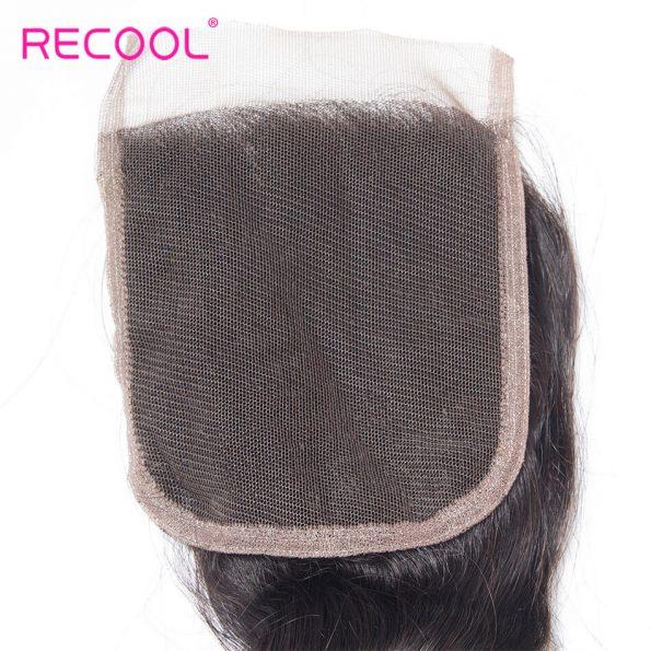 recool hair loose wave closure 8