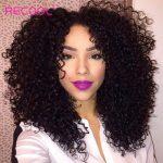 Peruvian Curly Hair 4 Bundles 10A Unprocessed Virgin Curly