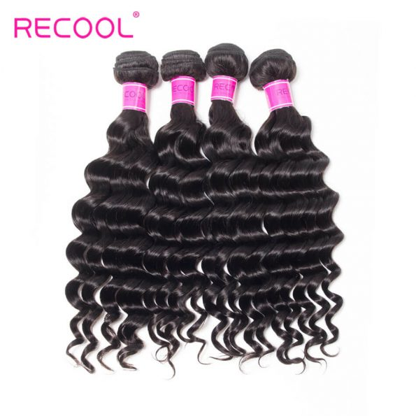 recool hair loose deep bundles 7