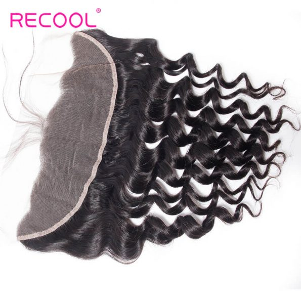recool hair loose deep frontal 10