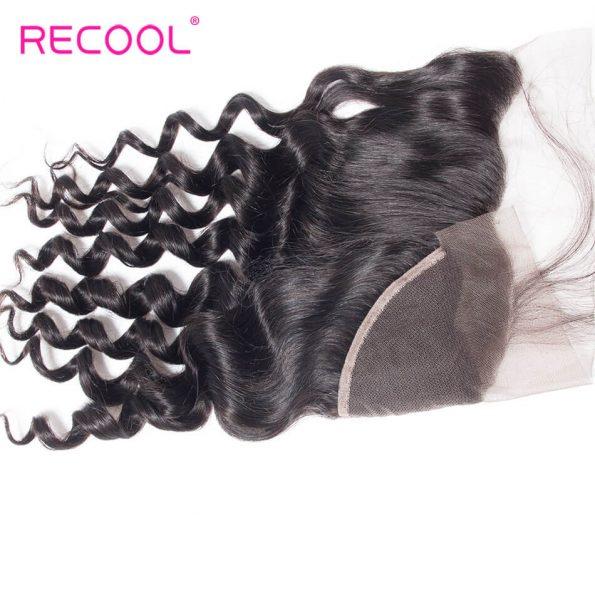 recool hair loose deep frontal 15