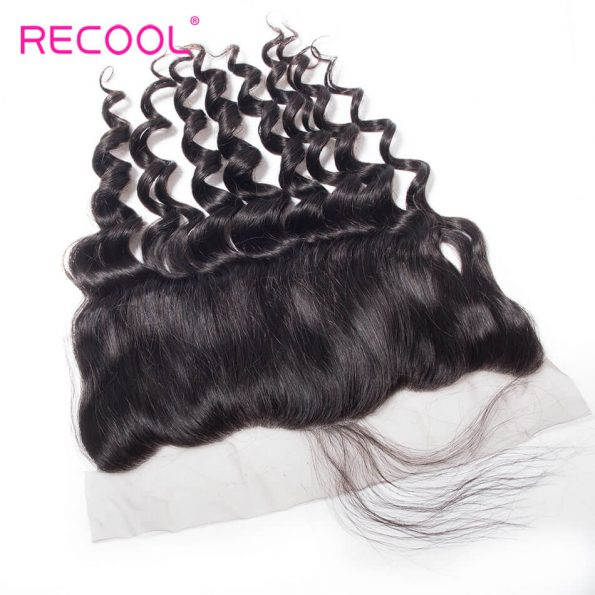 recool hair loose deep frontal 16