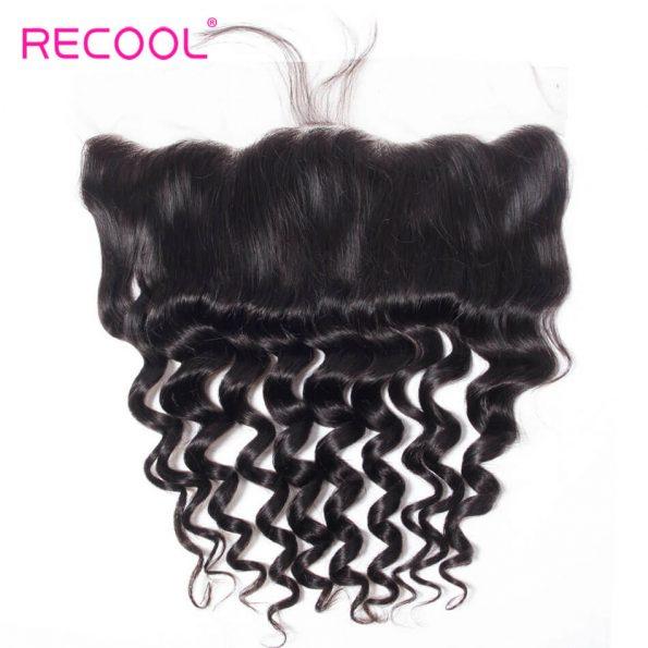 recool hair loose deep frontal 2