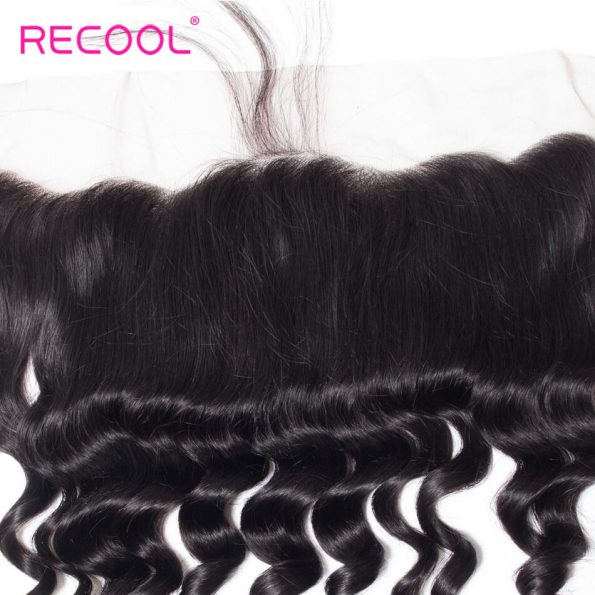 recool hair loose deep frontal 4