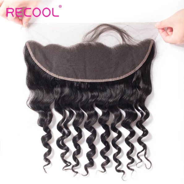 recool hair loose deep frontal 8
