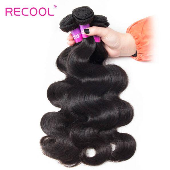 Recool hair body wave hair (16)
