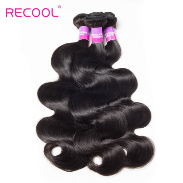 Recool hair body wave hair (23)