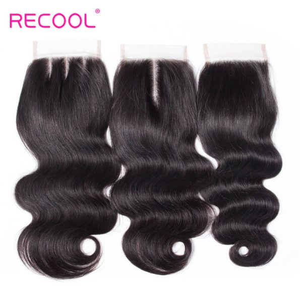 Recool hair body wave hair (28)