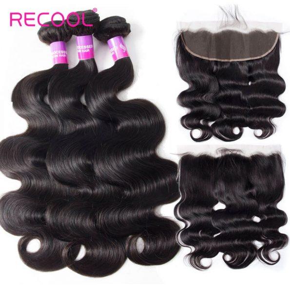 Recool hair body wave hair (30)