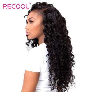 Remy Virgin Human Hair loose deep Wave Bundles