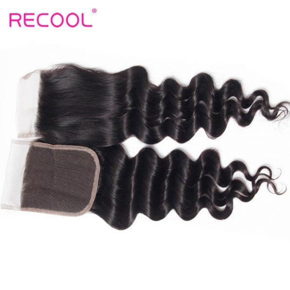 Recool hair loose deep human hair (11)
