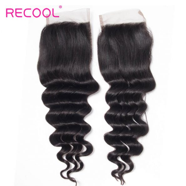 Recool hair loose deep human hair (12)