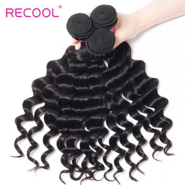Recool hair loose deep human hair (15)
