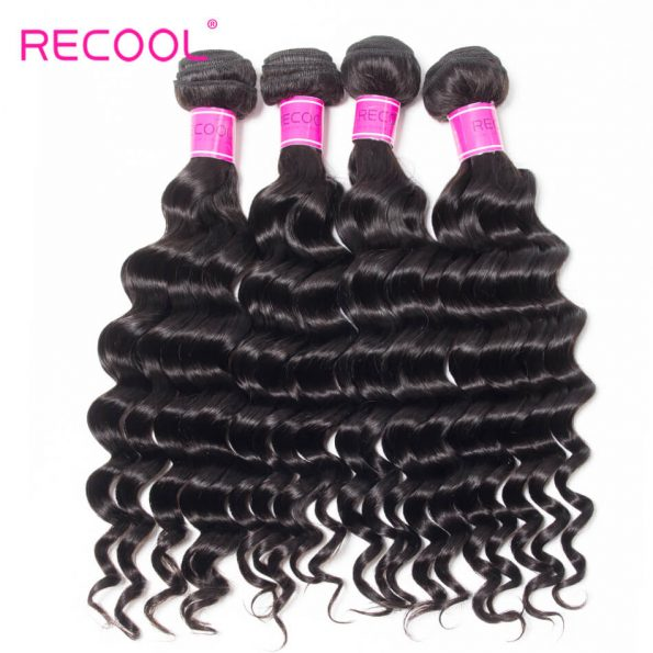 Recool hair loose deep human hair (3)