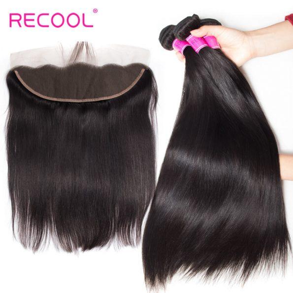 recool hair straight human hair (27)