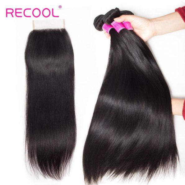 recool hair straight human hair (6)
