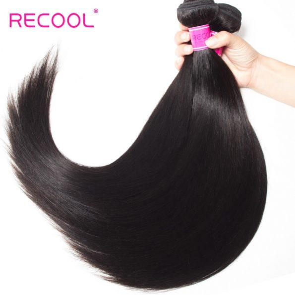 recool hair straight human hair (9)