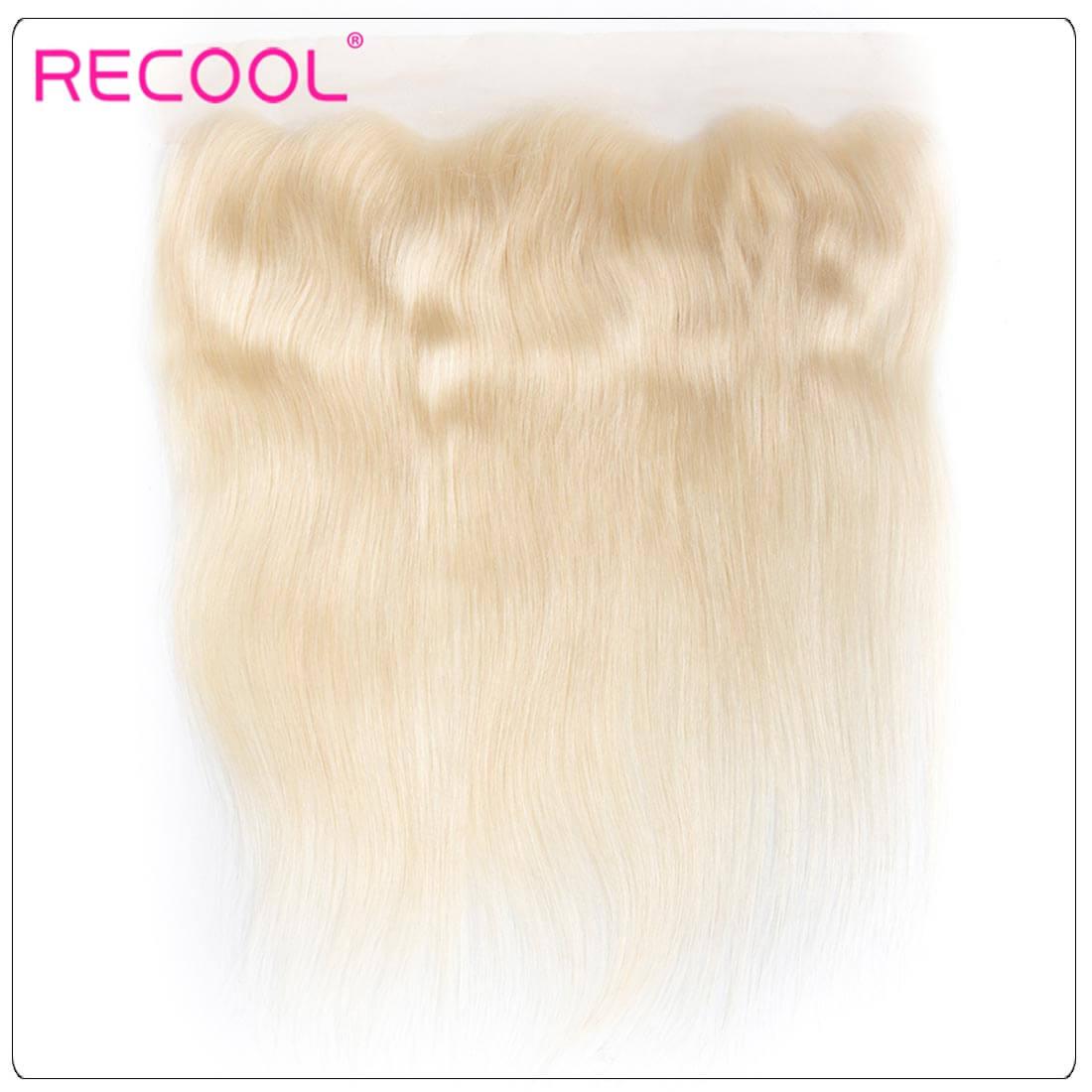 613 Blonde Virgin Human Hair Straight Bundles Honey Blonde Straight Hair 8A Human Hair Extensions 6