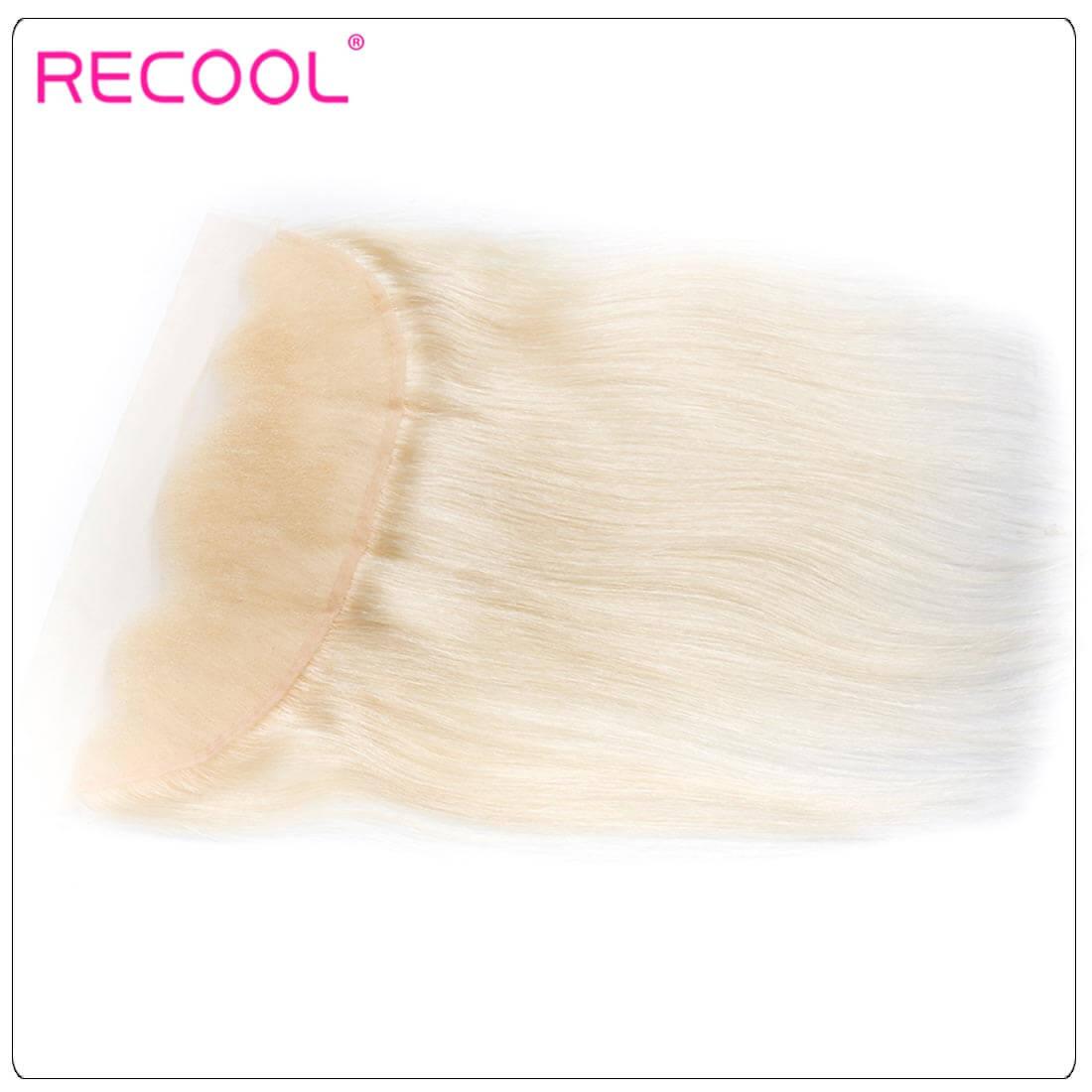 613 Blonde Virgin Human Hair Straight Bundles Honey Blonde Straight Hair 8A Human Hair Extensions 7