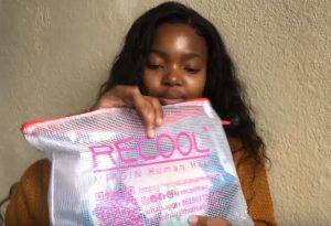 Recool hair bundles