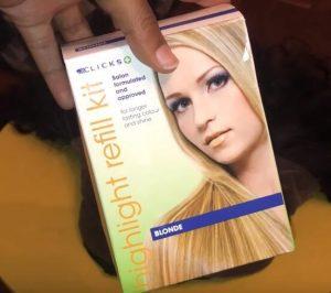 Recool human hair bundles