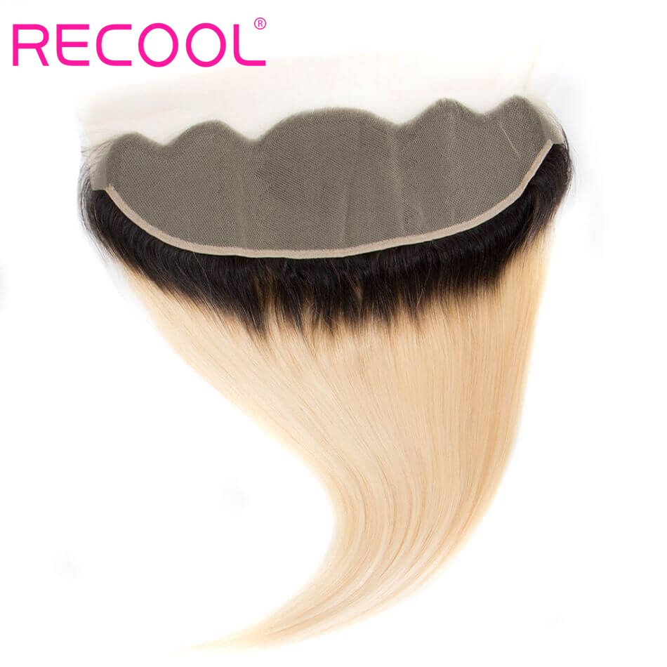 13x4 T1B 613 lace frontal