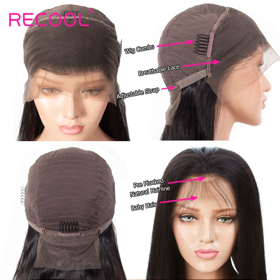 13x4 lace front human hair wigs 1