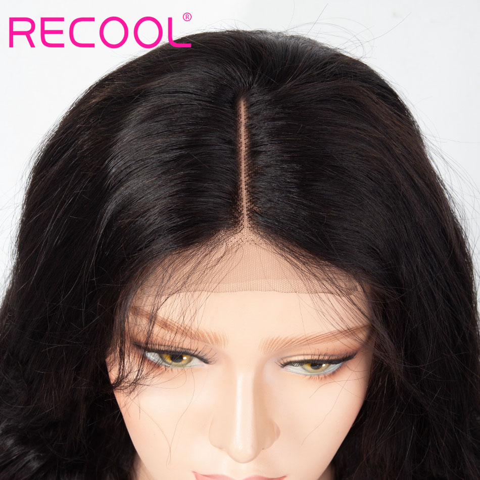 human hair body wave lace front wig