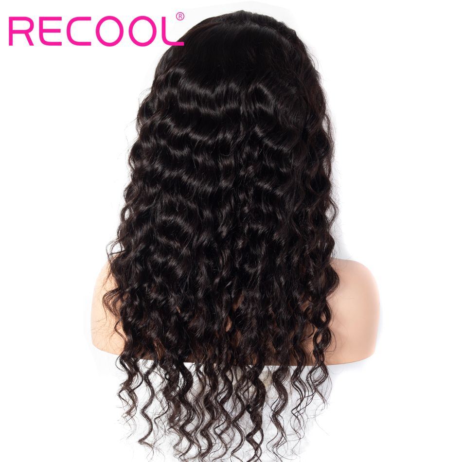 loose deep lace front wig 1