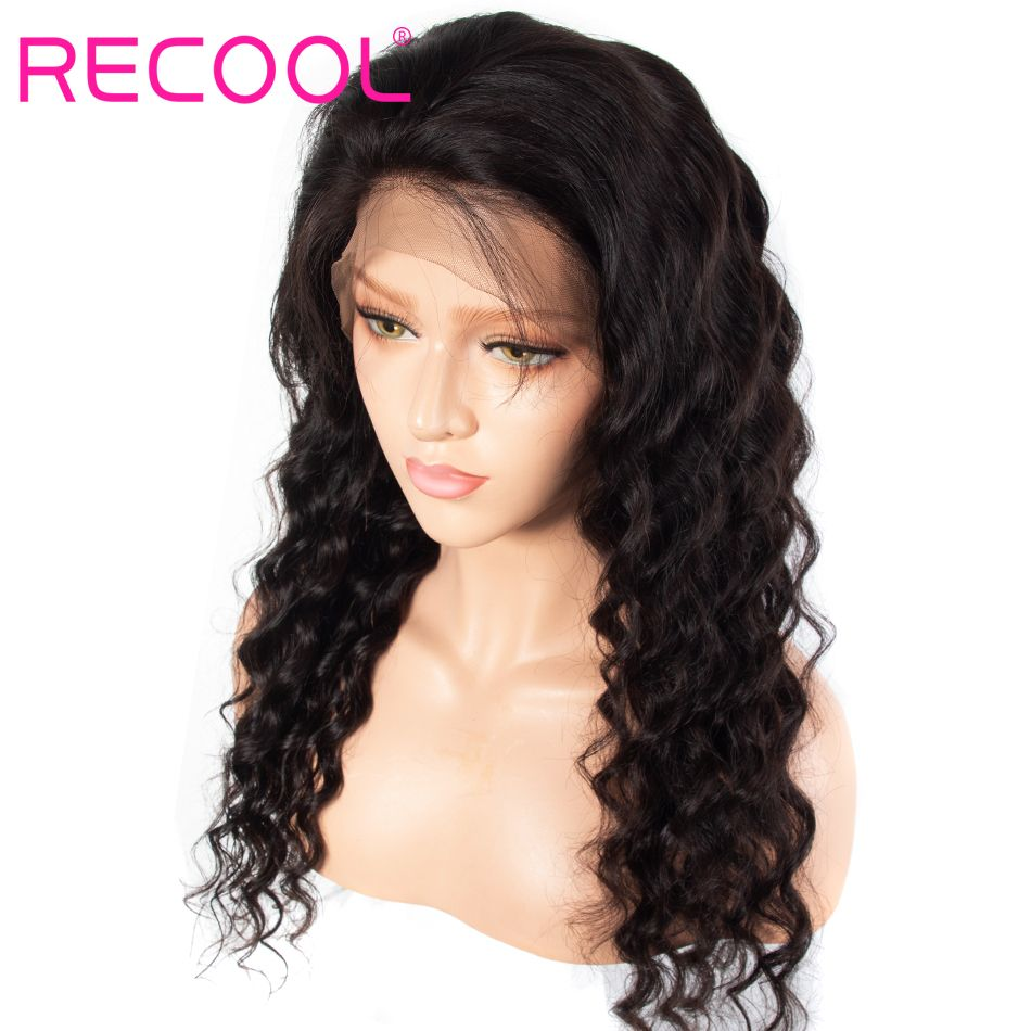 loose deep lace front wig