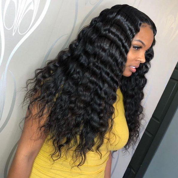 loose deep wave wig 3