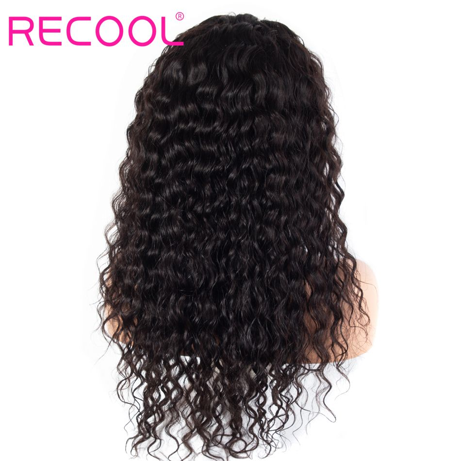 water wave lace front wig 3